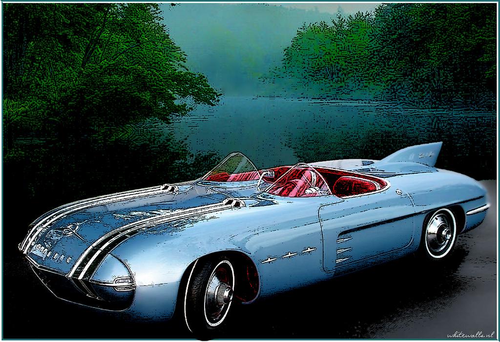 1950s concept car