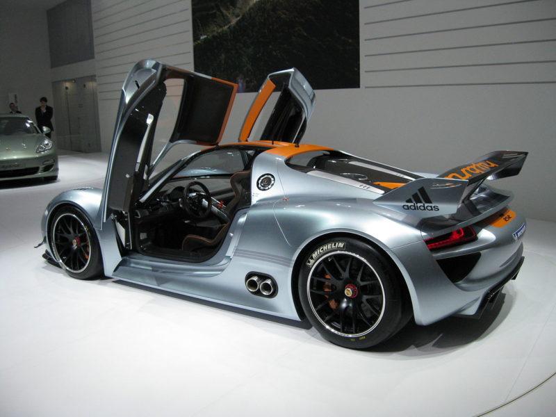 High Torque Cars - Porsche 918