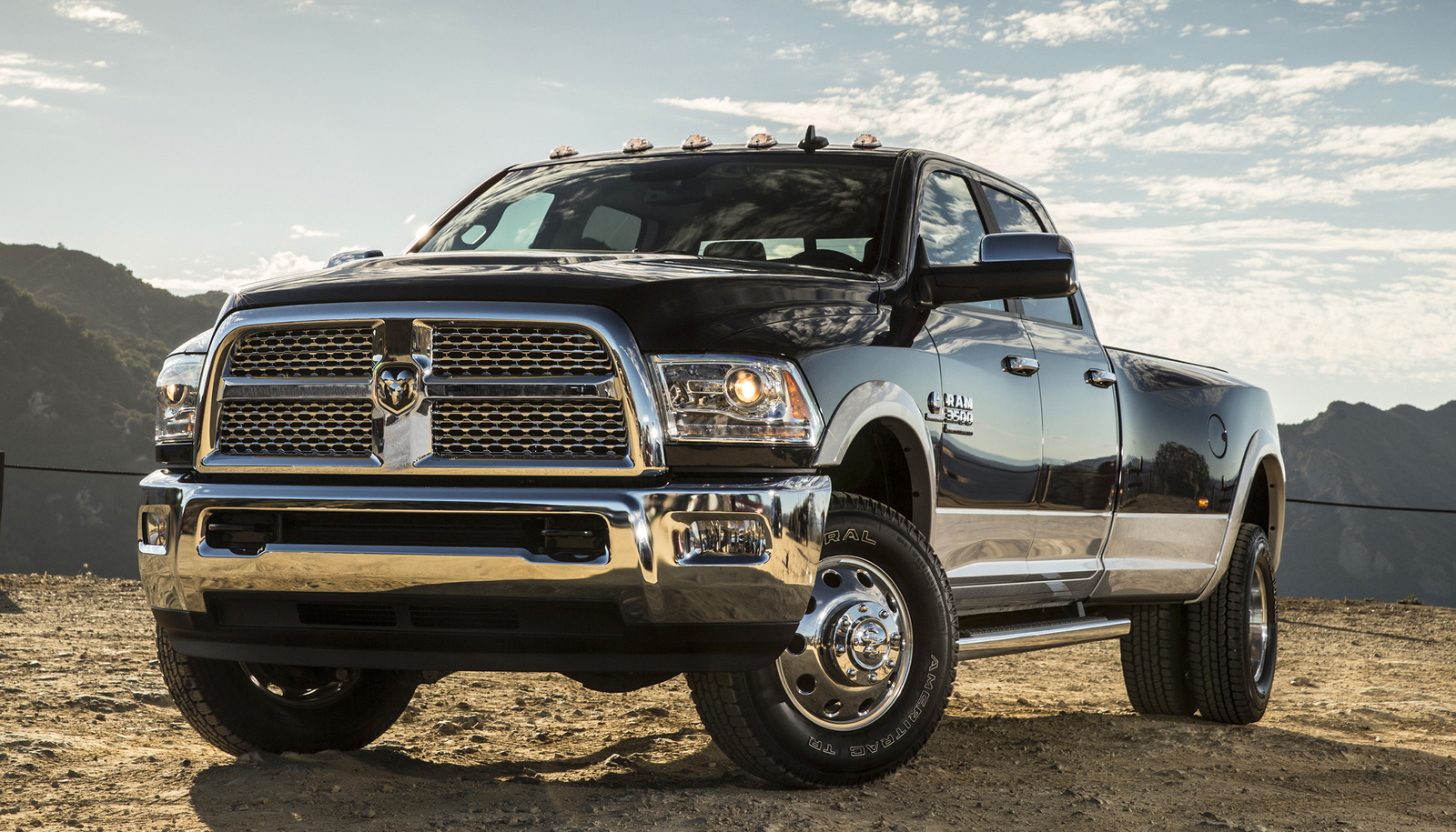 Most Expensive Truck In The World - Ram 3500 Mega Cab Longhorn Limited