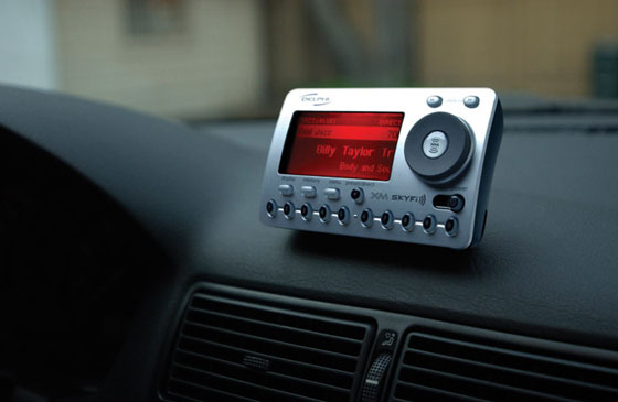 Car Innovations - Satellite Radio