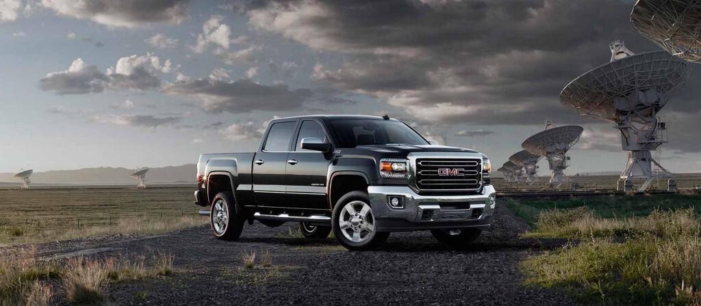 Longest Lasting Trucks - GMC Sierra 2500HD