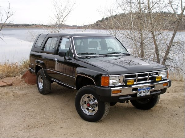 Classic Cars That Will Increase In Value - Toyota 4Runner 4