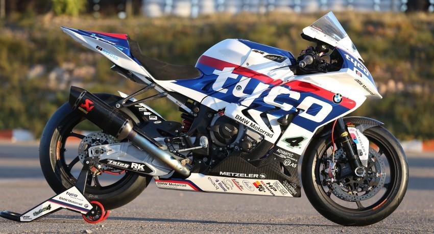 Tyco BMW Racer 1