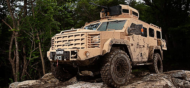 Civilian Armored Vehicles - Armored bearcat
