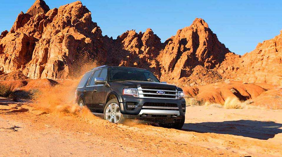 Longest Lasting SUV - Ford Expedition