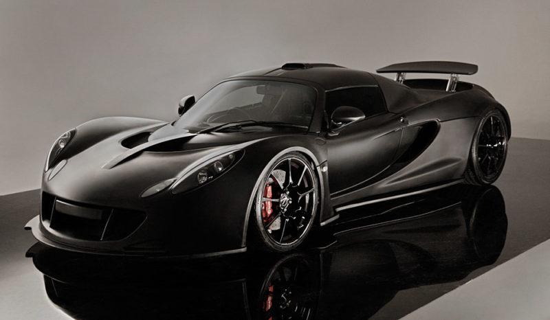 High Torque Cars - Hennessy Venom GT