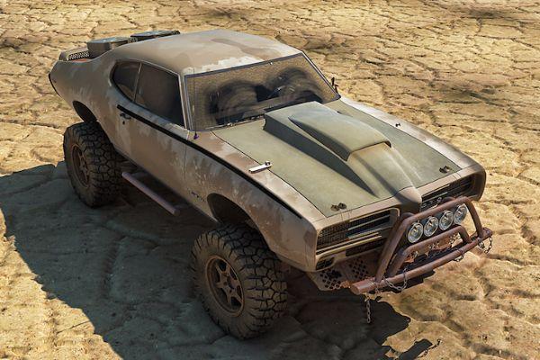 Pontiac GTO Mad Max 1