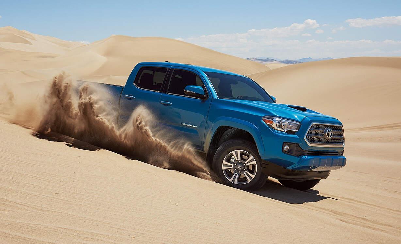 Longest Lasting Trucks - Toyota Tacoma