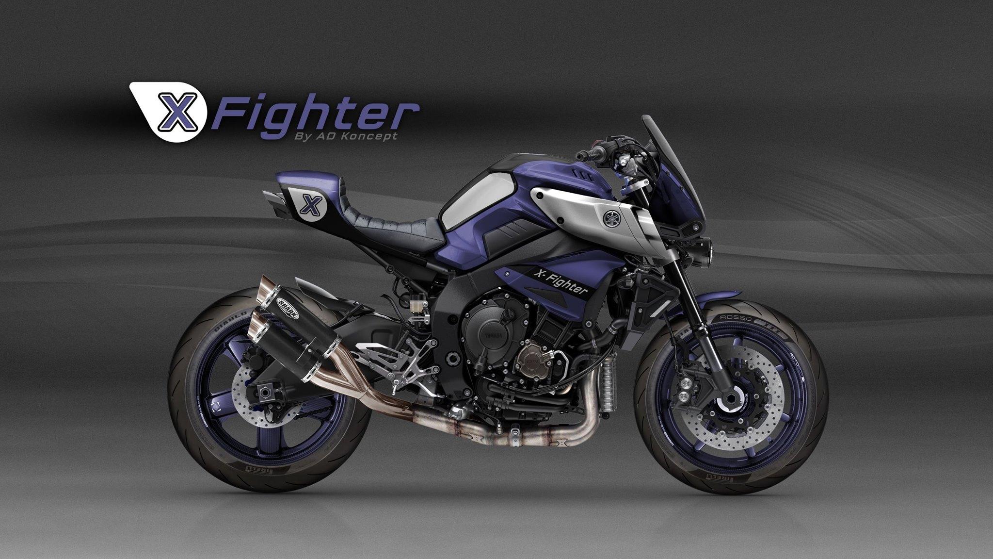 Ad Koncepts Awesome Yamaha Mt 10 Concepts