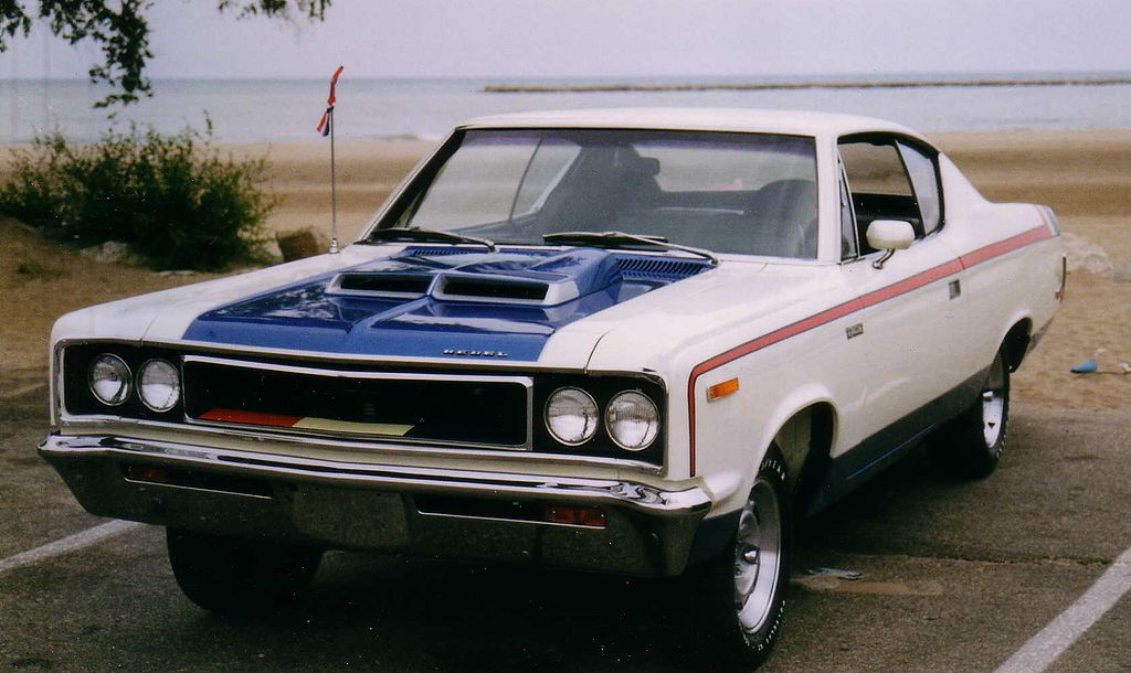 7 Muscle Cars from AMC that You Never Knew You Wanted
