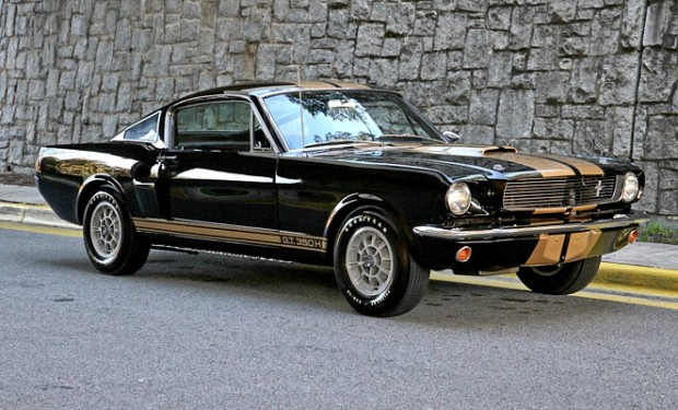"""1966 Shelby """"Hertz"""" Mustang GT350H is For Sale For Only ..."""