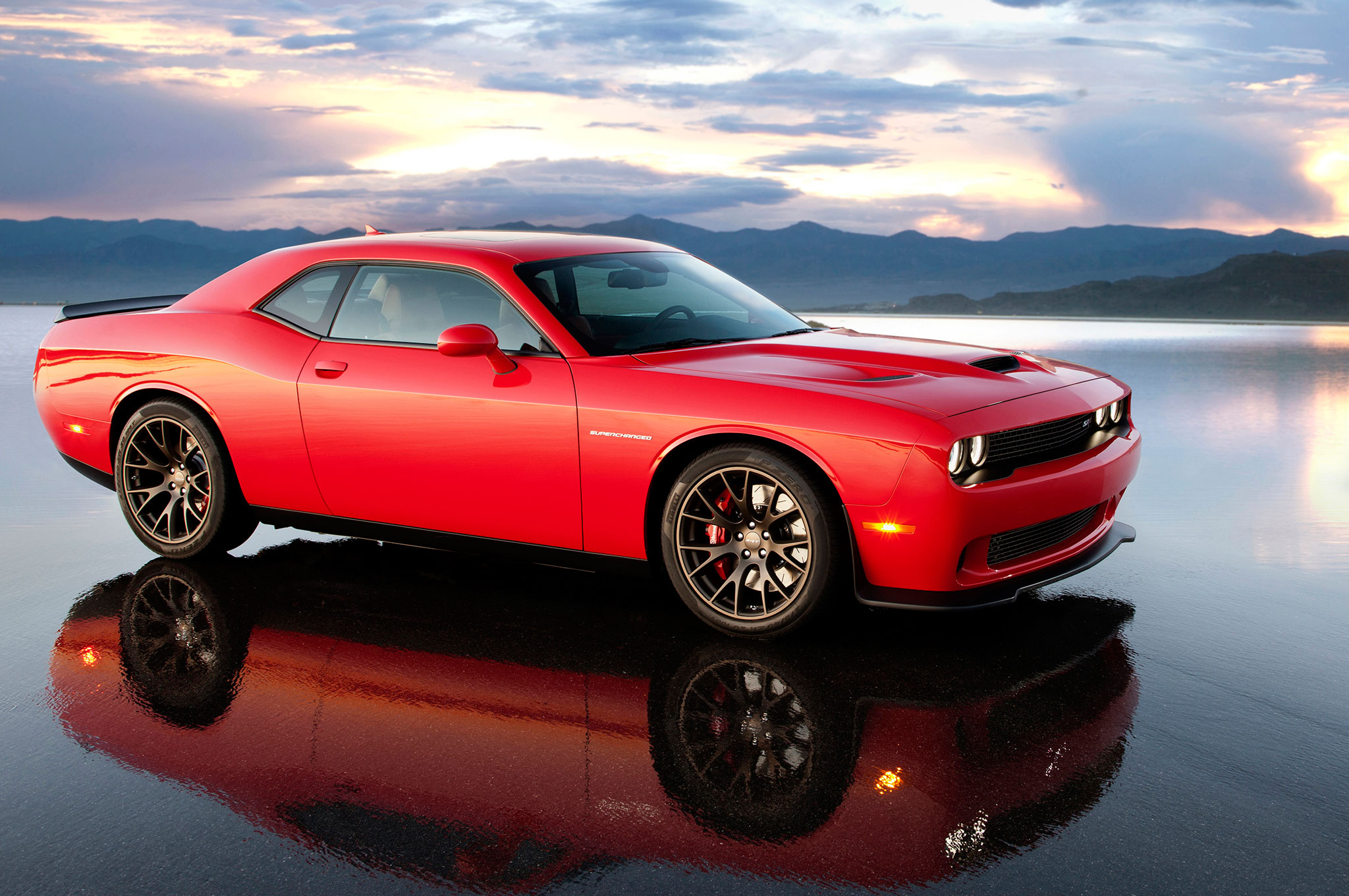 10 Fastest Modern Muscle Cars