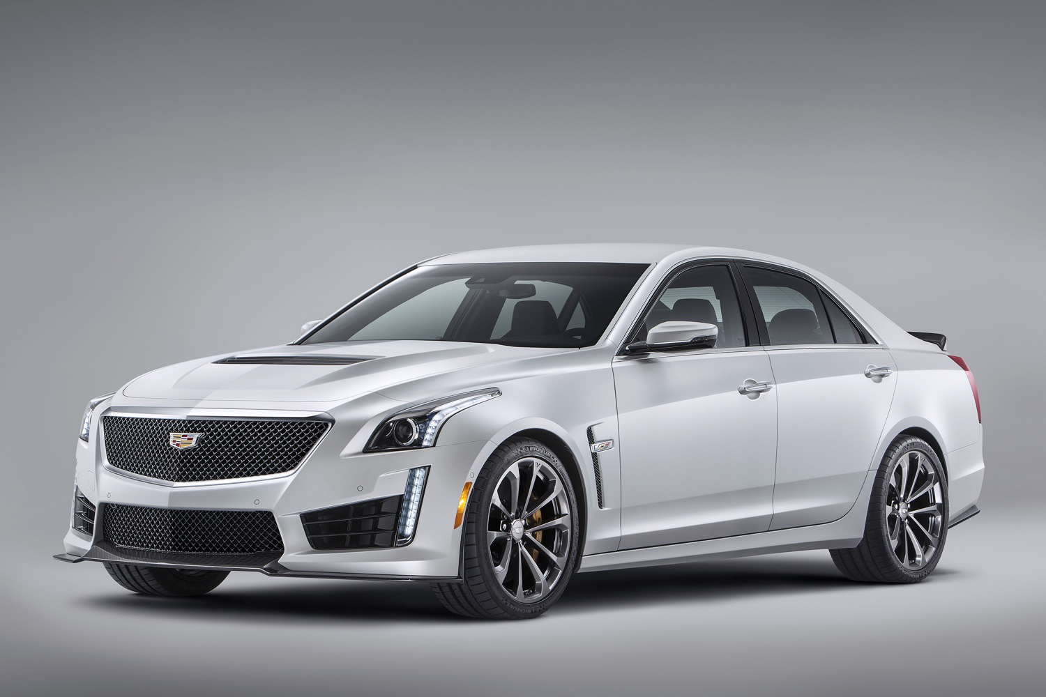 Modern Day Muscle Cars - Cadillac CTS-V
