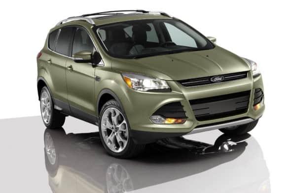 Ford Escape - Lemon Car
