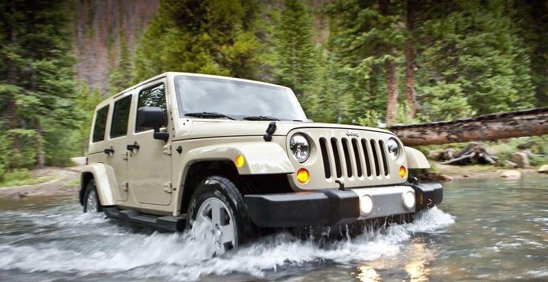 Jeep Wrangler - Lemon Car
