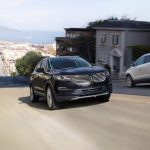 2017 Lincoln MKC Adds Features and Tech