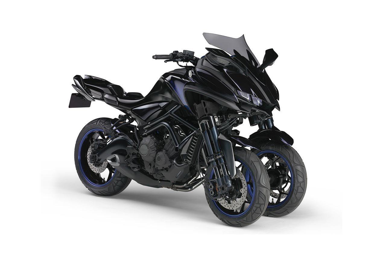 Yamaha MWT-9 Reverse Trike Concept 2