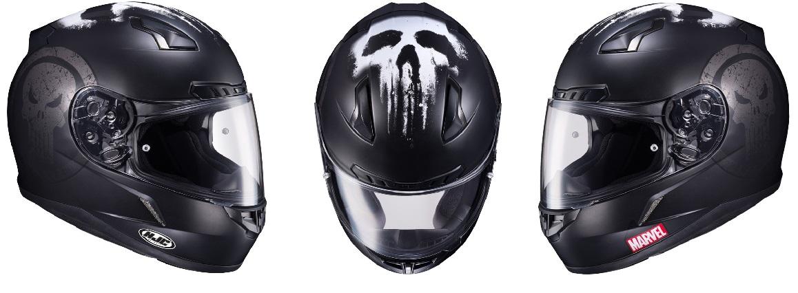 Marvel Motorcycle Helmet 2