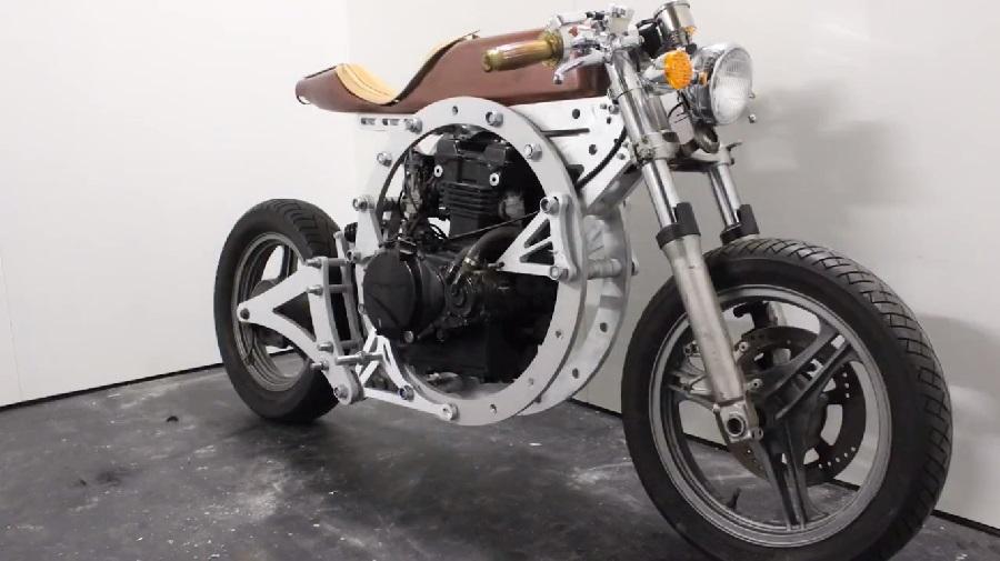 free motorcycle frame plans 2