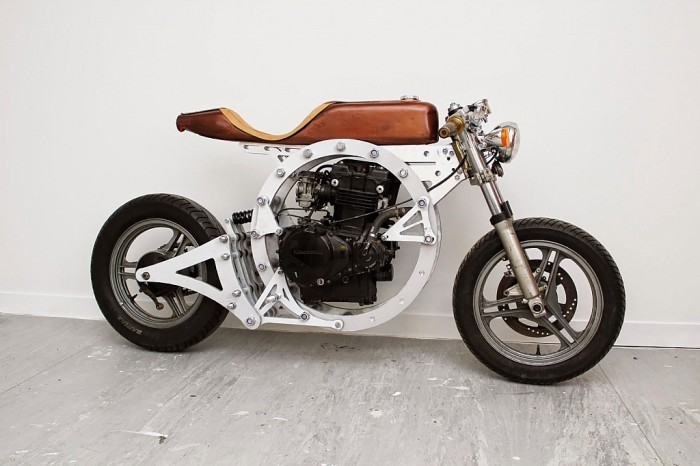 """free motorcycle frame  Tinker"""" - The Open Source Motorcycle Kit"""