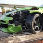 Dodge Viper GTS Driver Loses Control While Trying to Impress the Audience
