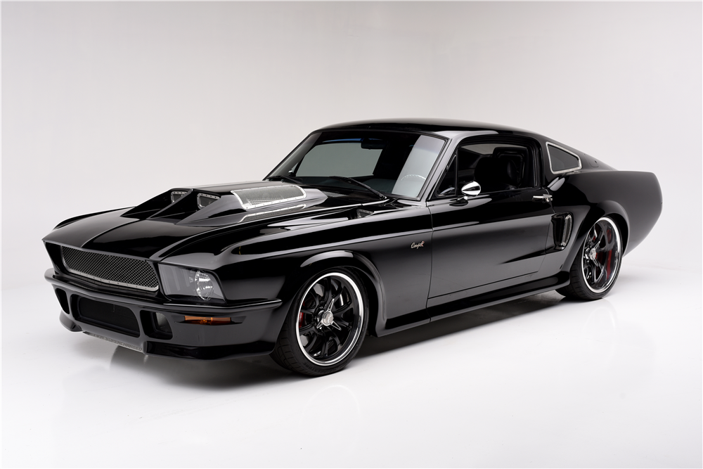 1 3 Million 850 Hp 67 Mustang Fastback Owned By Dan
