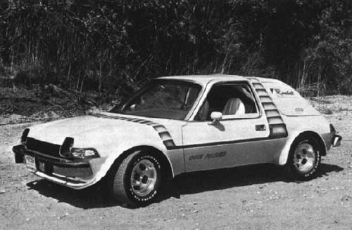 The AMC Pacer