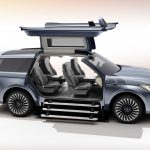 The Rebirth of Lincoln and the Navigator Concept