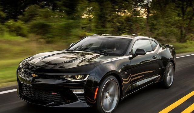 New Camaro SS Ticketed Above Claimed Top Speed