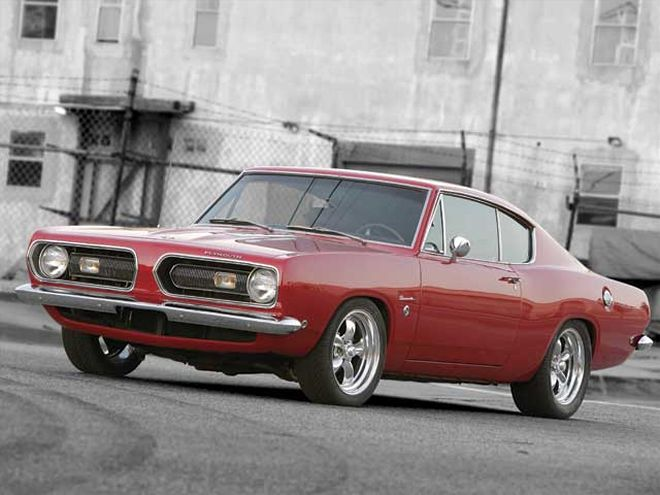 1968 barracuda 340-s