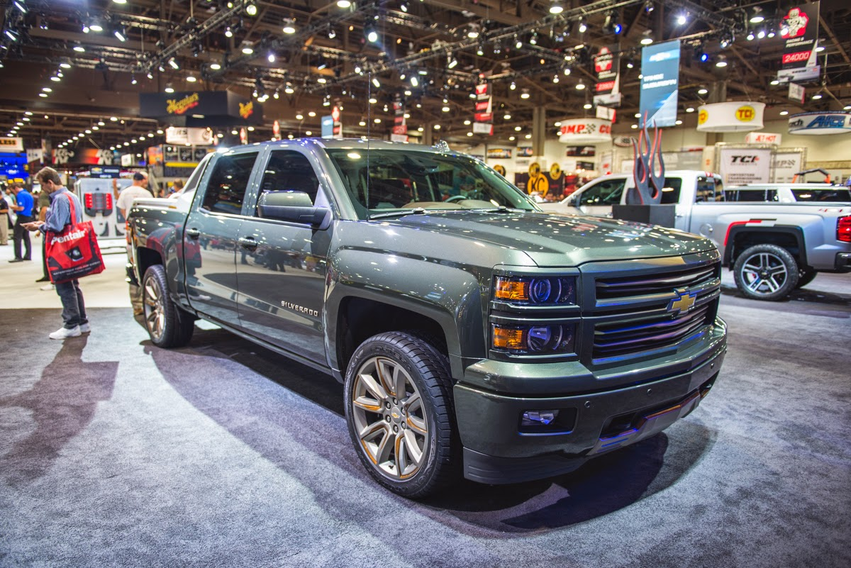 The Chevy Avalanche Has Been Reincarnated as the Silverado High Desert