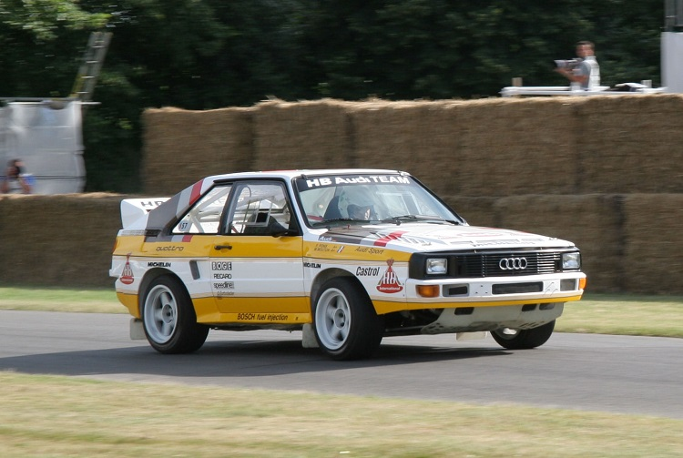 Coolest Car From The Last 50 Years - Audi Sport Quattro