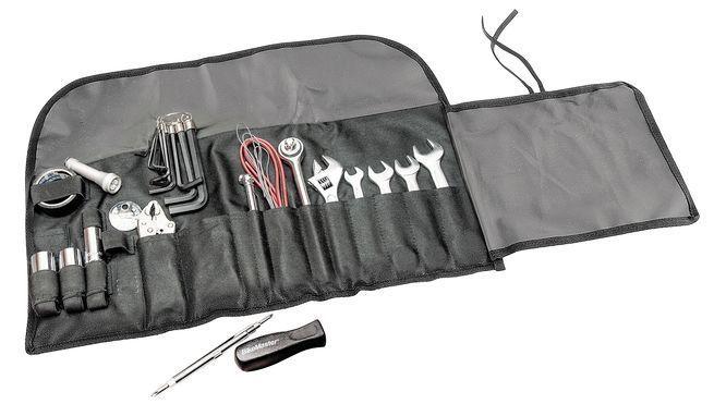 Biketools 17-Piece Kit