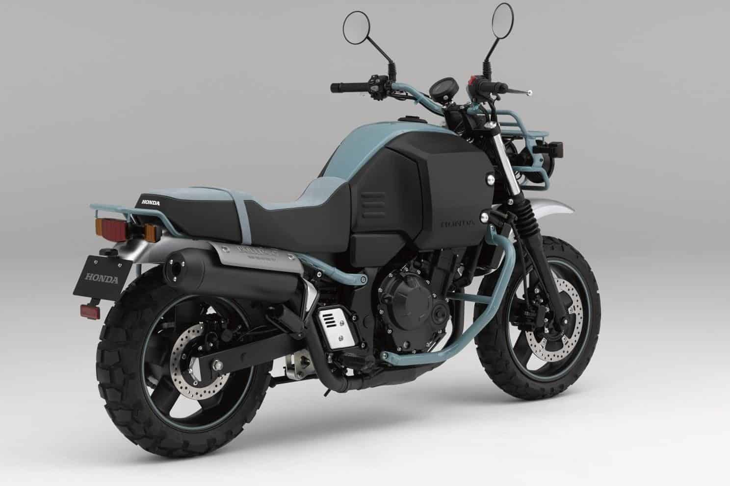 Honda Bulldog Production News 4
