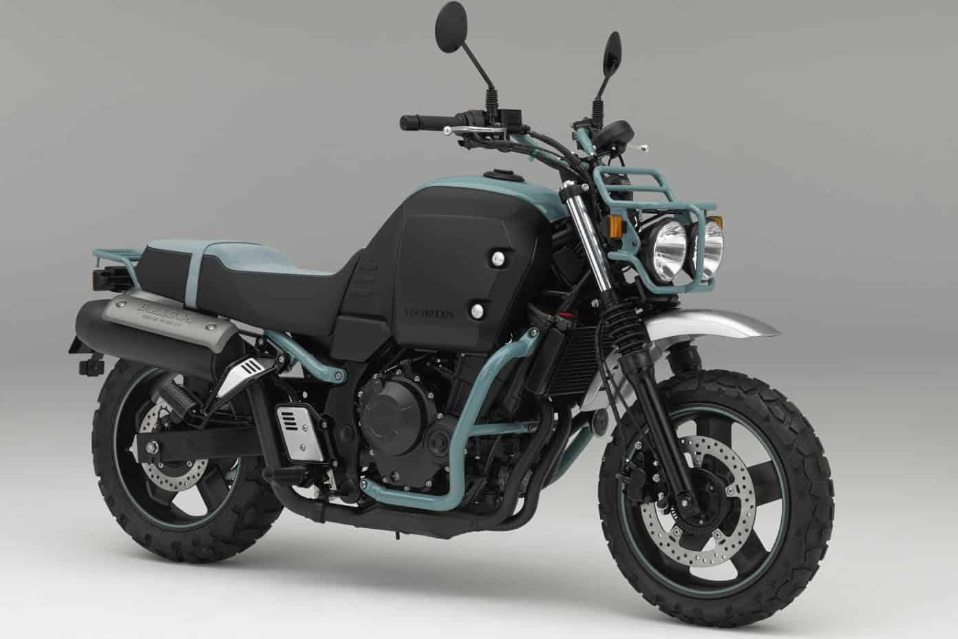 Honda Bulldog Production News 3