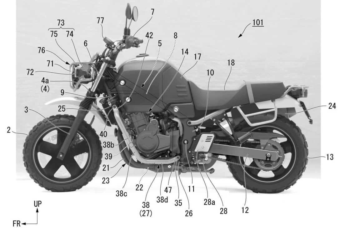 Honda Bulldog Production News 1