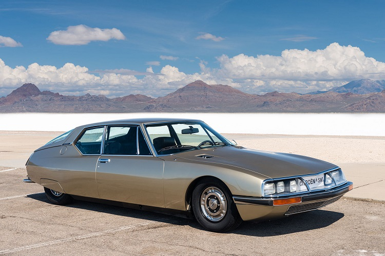 Coolest Car From The Last 50 Years - Citroen SM