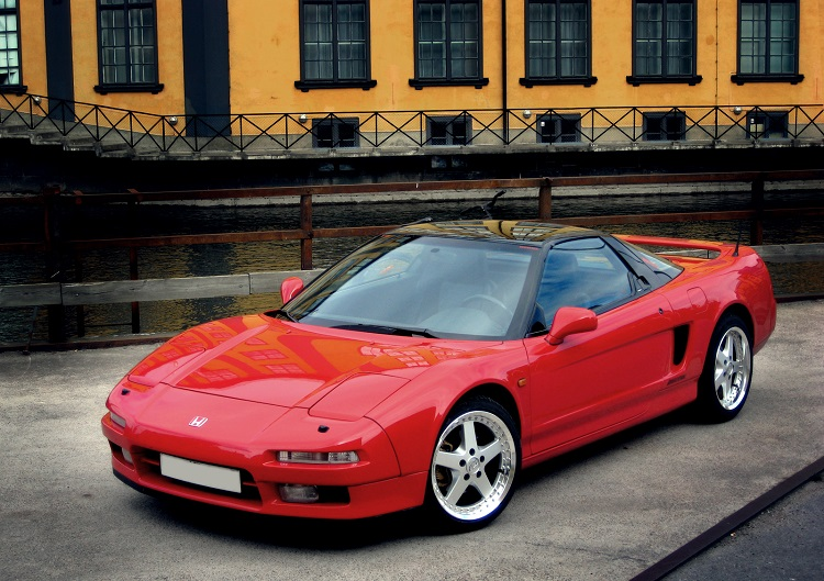 Coolest Car From The Last 50 Years - Honda NSX
