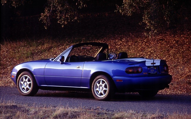 Coolest Car From The Last 50 Years - Mazda Miata