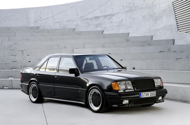 Coolest Car From The Last 50 Years - Mercedes-Benz W124