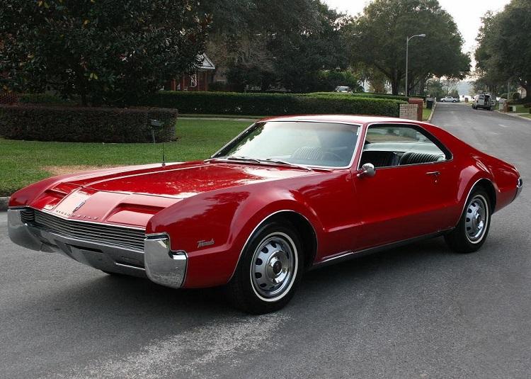 Coolest Car From The Last 50 Years - OldsmobileToronado