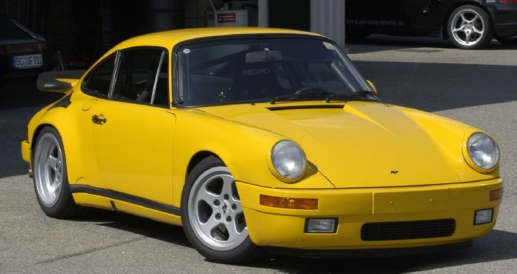 Coolest Car From The Last 50 Years - Ruf CTR001