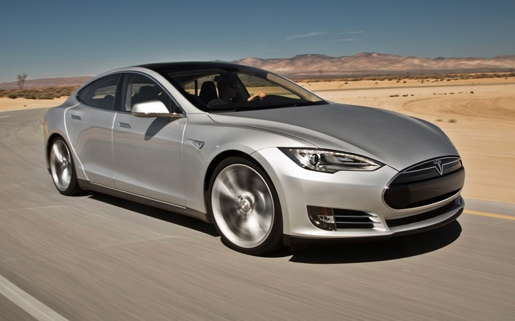 Coolest Car From The Last 50 Years - Tesla S