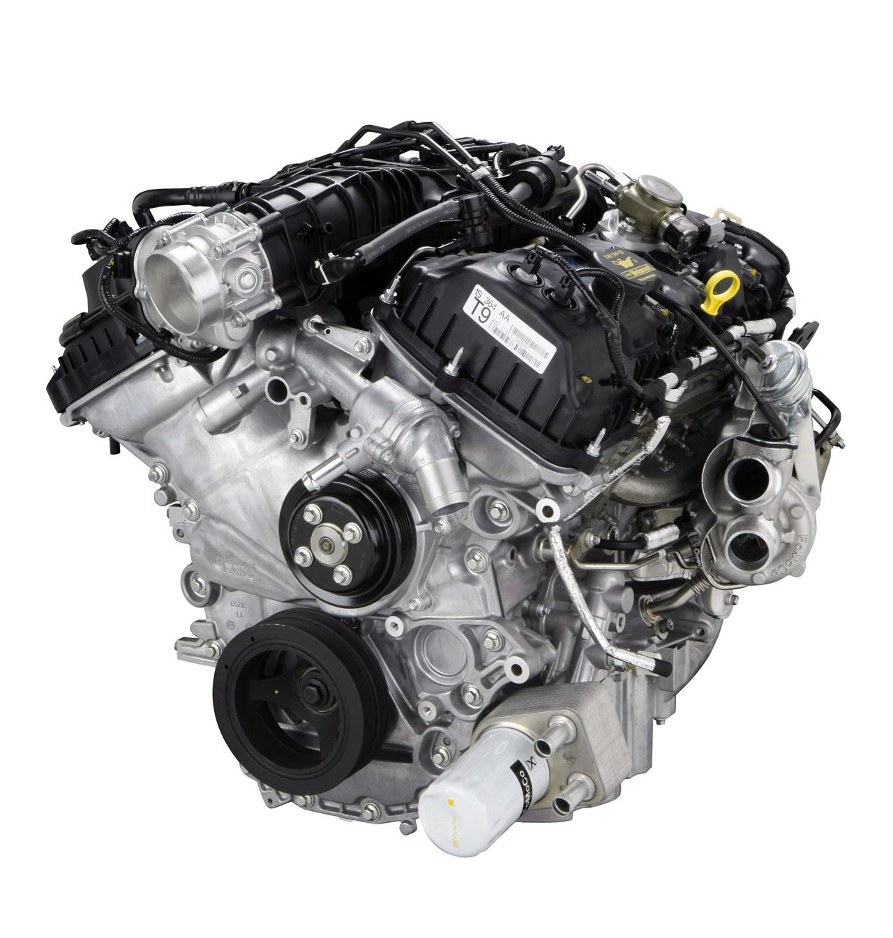 2011 Ford F-150 3.5-liter EcoBoost Engine