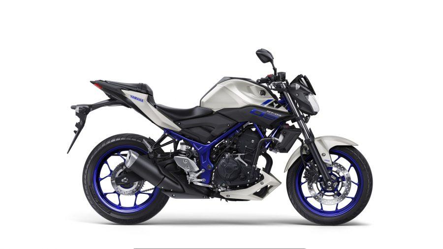 Yamaha FZ-03 USA 2