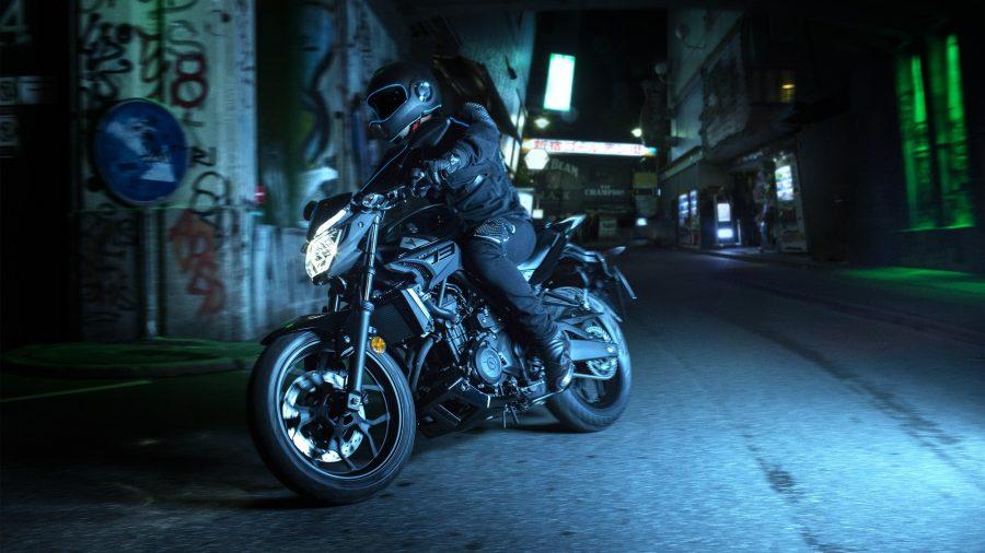 Yamaha FZ-03 USA 4