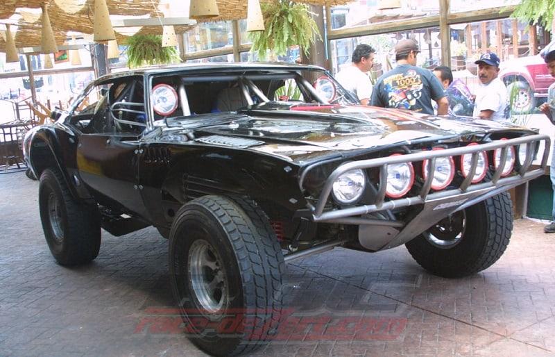Zorro 1967 Chevy Camaro