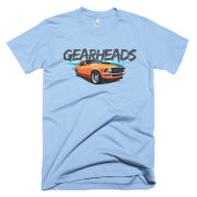 Gearheads Muscle - Baby Blue