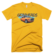 Gearheads Muscle - Gold