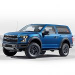 Raptor-Based Ford Bronco Renderings are Fresh and Entirely Different Than Anything Thus Far